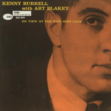KENNY BURRELL: On View at the Spot Cafe