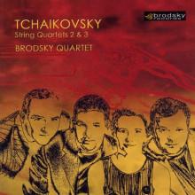 CIAIKOVSKY: Quartetto N.2 Op.22