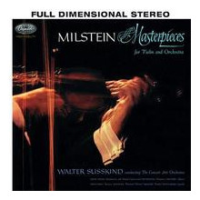 MASTERPIECES for Violin and orchestra