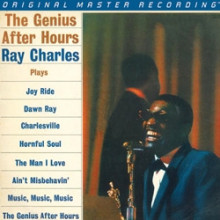 RAY CHARLES: The Genius After Hours