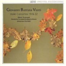 VIOTTI: Concerti per violino N.19 - 22