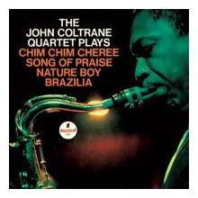 COLTRANE: The John Coltrane Quartet Plays