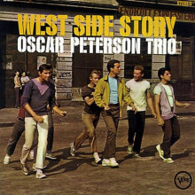 Oscar Peterson: West Side Story