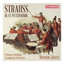 Strauss In St Petersburg