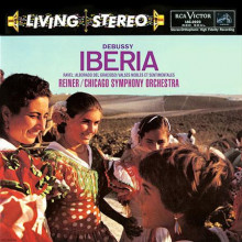 DEBUSSY:Iberia - RAVEL: Alborado