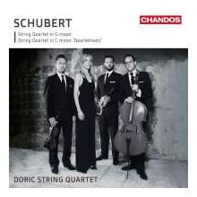 SCHUBERT:Quartetti - D 703 'Quartettsatz