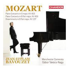 MOZART: Integrale Concerti per piano - 1