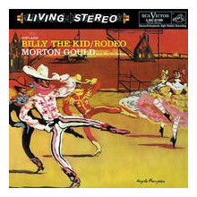COPLAND: Billy the Kid - Rodeo