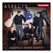 AA.VV.: Aspects - Musica per 4 chitarre