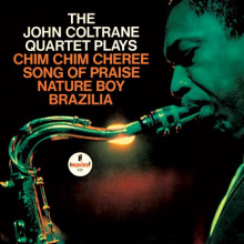 JOHN COLTRANE: J.Coltrane Quartet Plays......
