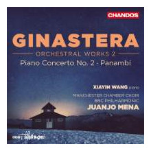Ginastera: Orchestral Works - Vol.2