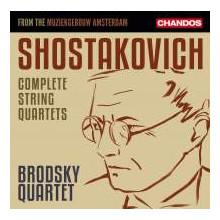 Shostakovich: Integrale Dei Quartetti