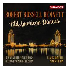 Bennet Russerl: Old American Dances