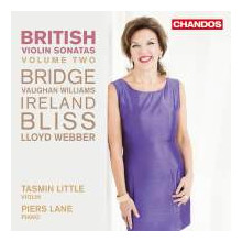 Aa.vv.: British Violin Sonatas - Vol.2