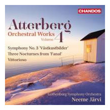 Atterberg: Orchestral Works - Vol.4
