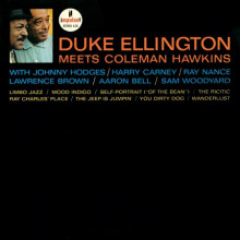 Duke Ellington: Duke Ellington Meets Coleman Hawkins