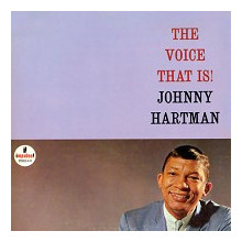 JOHNNY HARTAM: The Voice That Is