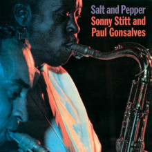 SONNY STITT & P.GONSALVES: Salt & Pepper