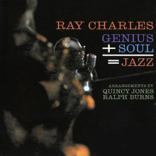 RAY CHARLES: Genius - Soul - Jazz