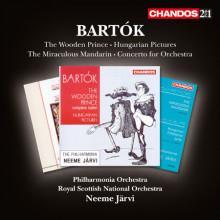 Bartok: Opere Orchestrali