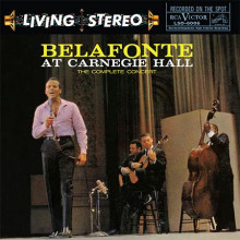 BELAFONTE: Belafonte At Carnegie Hall