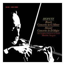 BRUCH - MOZART: Concerti per violino