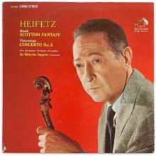BRUCH - VIEUXTEMPS: Opere per violino