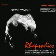 LISZT - ENESCO: Rhapsodies (Stokowski)