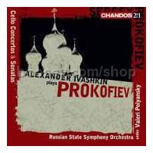 Prokofiev: Concerti Per Violoncello