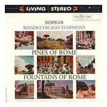 RESPIGHI: Pini e Fontane di Roma