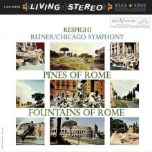 RESPIGHI: Pini di Roma - Fontane di Roma