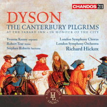 DYSON: The Canterbury Pilgrims e altro
