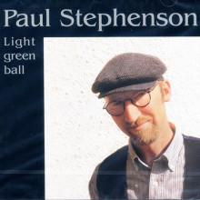STEPHENSON PAUL: Light Green Ball