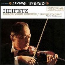 SIBELIUS: Concerto per violino(Heifetz)