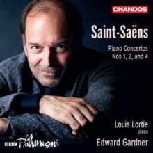 SAINT - SAENS: Int. Concerti per piano - 1