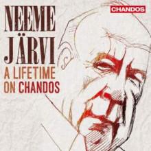 NEEME JARVI: A lifetime on Chandos - 25CD