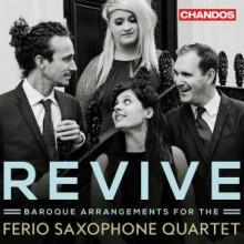 Baroque arrangments for saxoph.quartet