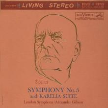 SIBELIUS: Sinfonia N.5 & Karelia Suite