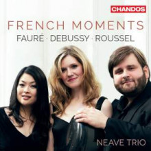 AA.VV.: French Moments - Mus. cameristica