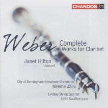 Weber: Opere Per Clarinetto