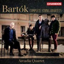 BARTOK: Quartetti per archi - Integrale