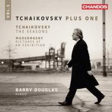 CIAIKOVSKY plus One:Opere x piano - Vol.1