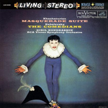 KHACHATURIAN: The Masquerade Suite