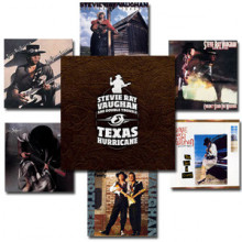 STEVIE RAY VAUGHAN: Texas Hurricane (Cofanetto di 6 LP 33 giri)