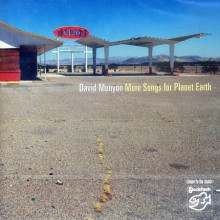 DAVID MUNYON: More Songs for Planet Earth