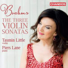 BRAHMS: le Tre sonate per violino