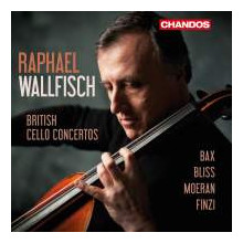 AA.VV.: British Cello Concertos