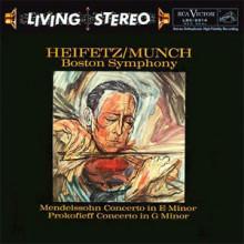 MENDELSSOHN - PROKOFIEV: Violin Concertos