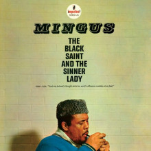 CHARLES MINGUS: The Black Saint and the Sinner Lady