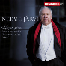 Neeme Jarvi: Highlights